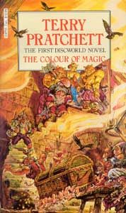 Pratchett Terry: Colour of Magic (Discworld Novel #1) cena od 215 Kč