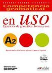 Edelsa COMPETENCIA GRAMATICAL EN USO Niveau A2 + CD cena od 345 Kč