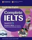Cambridge University Press Complete IELTS C1 Student´s Book with answers with CD-ROM cena od 668 Kč