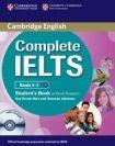 Cambridge University Press Complete IELTS C1 Student´s Book without answers with CD-ROM cena od 655 Kč