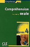 CLE International COMPREHENSION ORALE 4 + CD AUDIO cena od 467 Kč