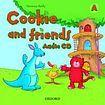 Oxford University Press Cookie and Friends A Class CD cena od 219 Kč