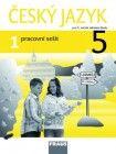 Kolektiv autorů: Český jazyk 5 pracovní sešit 1 pro 5.ročník základní školy cena od 32 Kč