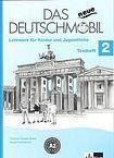 J. a Douvitsas-Gamst: Das neue Deutschmobil 2 - sešit s testy cena od 211 Kč