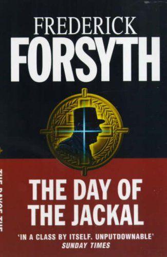 Forsyth Frederick: Day of the Jackal cena od 162 Kč