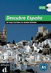 Difusión – ELE Descubre Espana + DVD cena od 404 Kč