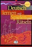 Emmerich S.: Deutsch lernen mit Spielen und Rätseln Grundstufe cena od 146 Kč