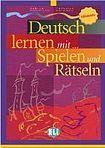 Deutsch lernen mit Spielen und Rätseln Mittelstufe cena od 148 Kč