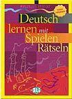 Deutsch lernen mit Spielen und Rätseln Unt. Mittelstufe cena od 148 Kč