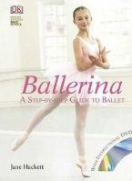 DK BALLERINA GUIDE + DVD cena od 311 Kč