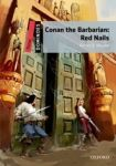 Oxford University Press Dominoes 3 (New Edition) Conan the Barbarian: Red Nails cena od 112 Kč