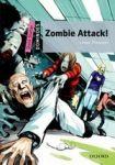 Oxford University Press Dominoes Quick Starter Zombie Attack! cena od 116 Kč