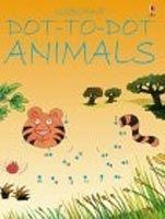 Dot to Dot Animals cena od 89 Kč