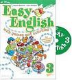 ELI EASY ENGLISH with games and activities 3 cena od 118 Kč