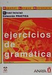 Anaya Comercial Grupo Ejercicios de gramática. Nivel Inicial cena od 0 Kč