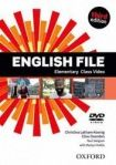 Oxford University Press English File Elementary (3rd Edition) Class DVD cena od 519 Kč
