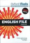 Oxford University Press English File Elementary (3rd Edition) iTools DVD-ROM cena od 1 664 Kč