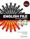 Oxford University Press English File Elementary (3rd Edition) MultiPACK B cena od 327 Kč