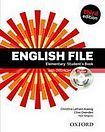 Christina Latham-Koenig, Clive Oxenden, Paul Selingson: English File Elementary Student´s Book + iTutor DVD-ROM cena od 434 Kč