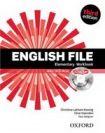 Christina Latham-Koenig, Clive Oxenden, Paul Selingson: English File Elementary Workbook with key + iChecker CD-ROM cena od 246 Kč