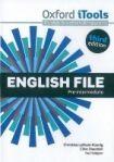 Oxford University Press English File Pre-Intermediate (3rd Edition) iTools DVD-ROM cena od 1648 Kč