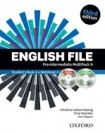 Christina Latham-Koenig, Clive Oxenden, P. Selingson: English File Third Edition Pre-intermediate Multipack A cena od 327 Kč