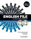 Oxford University Press English File Pre-Intermediate (3rd Edition) MultiPACK B cena od 327 Kč