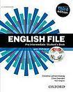 Christina Latham-Koenig, Clive Oxenden, Paul Selingson: English File Pre-Intermediate Student´s Book + iTutor DVD-ROM cena od 411 Kč