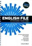 Christina Latham-Koenig, Clive Oxenden, Paul Selingson: English File Pre-Intermediate Teacher´s Book with Test and Assessment CD-ROM cena od 576 Kč