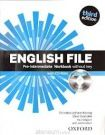 Christina Latham-Koenig, Clive Oxenden, Paul Selingson: English File Pre-Intermediate Workbook without key + iChecker CD-ROM cena od 261 Kč