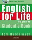 Oxford University Press ENGLISH FOR LIFE BEGINNER STUDENT´S BOOK + MULTIROM PACK cena od 380 Kč
