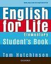 Oxford University Press English for Life Elementary Student´s Book cena od 342 Kč