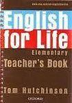 Oxford University Press English for Life Elementary Teacher´s Book Pack cena od 630 Kč
