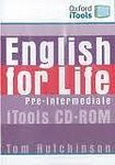 Oxford University Press English for Life Pre-Intermediate iTools with Flashcards cena od 1 654 Kč