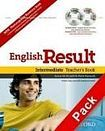 Oxford University Press English Result Intermediate Teacher´s Resource Pack with DVD and Photocopiable Materials Book cena od 586 Kč