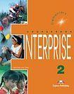 Express Publishing Enterprise 2 Elementary Student´s Book + CD cena od 405 Kč