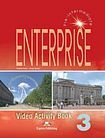Express Publishing Enterprise 3 Pre-Intermediate Video Activity Book cena od 214 Kč