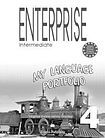 Express Publishing Enterprise 4 Intermediate My Language Portfolio cena od 160 Kč