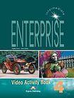 Express Publishing Enterprise 4 Intermediate Video Activity Book cena od 233 Kč