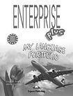 Express Publishing Enterprise Plus Pre-Intermediate - My Language Portfolio cena od 155 Kč