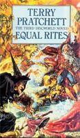 Pratchett Terry: Equal Rites (Discworld Novel #3) cena od 176 Kč