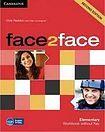 Cambridge University Press face2face 2nd edition Elementary Workbook without Key cena od 209 Kč