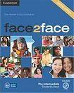 Chris Redston, Gillie Cunningham: face2face Pre-Intermediate - Student\'s Book cena od 440 Kč