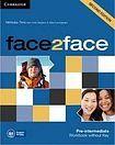 Cambridge University Press face2face 2nd edition Pre-intermediate Workbook without Key cena od 248 Kč