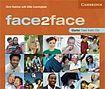 Cambridge University Press face2face Starter Class Audio CDs (3) cena od 648 Kč