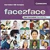 Cambridge University Press FACE2FACE Upper Intermediate Class CDs cena od 640 Kč