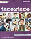 Cambridge University Press FACE2FACE Upper Intermediate Student´s Book with CD-ROM/Audio CD cena od 434 Kč