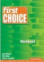 Oxford University Press First Choice Workbook cena od 160 Kč