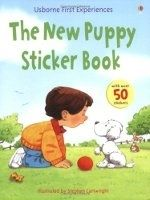 First Experience Sticker Book New Puppy cena od 123 Kč