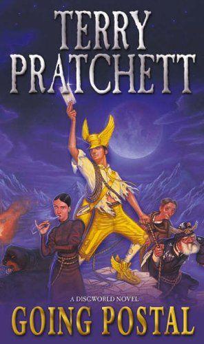 Pratchett Terry: Going Postal (Discworld Novel #33) cena od 187 Kč